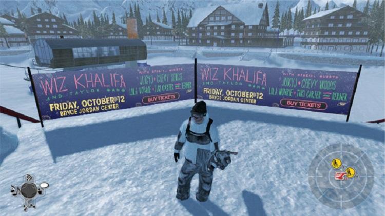 Wiz Khalifa 2050 Tour Campaign