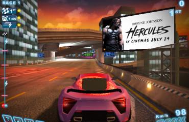 Hercules (2014) Campaign