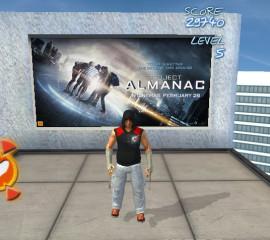 Project Almanac Campaign